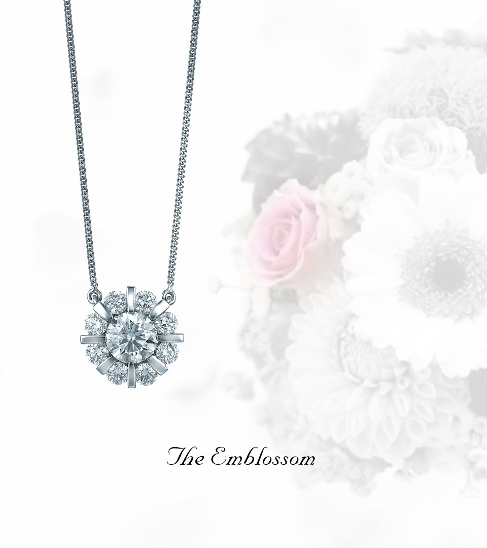 The Emblossom Pendant & Ring