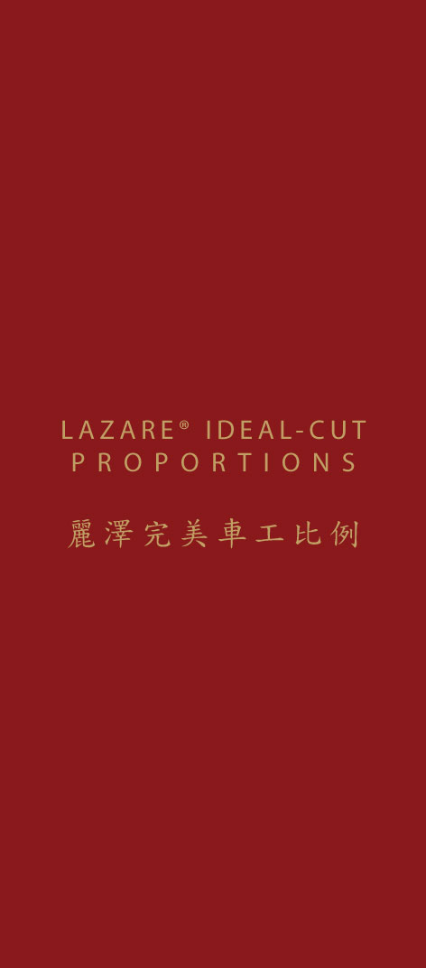 Lazare Ideal Cut Proportions